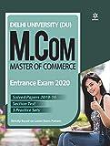 Delhi University M.Com Honours Guide 2020