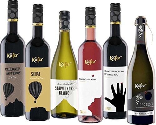 Feinkost Käfer Weinpaket Europa