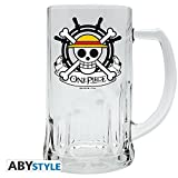"ABYstyle ABYVER018 Bierglas One Piece ""Skull - Luffy"""