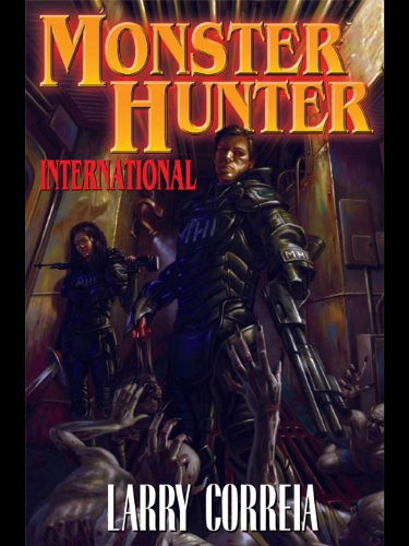 Monster Hunter International (Monster Hunters International Book 1)