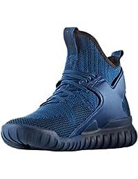adidas Men's Tubular X Pk Gymnastics Shoes, Black