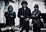 Generic Motorhead Bad Magic Foto Kunstdruck Lemmy Kilmister Poster Ace of Spades 005A4