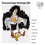 Donaueschinger Mt 2003