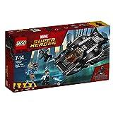 Lego Super Heroes 76100 - l'Attacco del Royal Talon Fighter