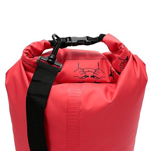 Outdoor Water Dry Bag im Praxis Test: Fakten und Besonderheiten - 8