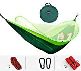 hammock Hammock, For Camping, Hiking, Backpacking, Kayaking Travel, hammock hammo,backyard hammock , hammock portable, hammocks parachute hammock ,hammock garden camping hammock ( Color : B , Size : #2 )