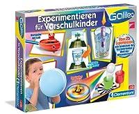 Clementoni 69252.1 - Galileo - Experimentieren für Vorschulkinder