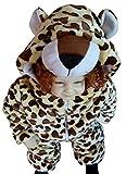 F95 86-92 Baby Gepard Kostüm , extra dick gefüttert ! , Gepardenkostüm für Babies und Kleinkinder für Karneval Fasching Fasnacht, Kostüme Kind Kinder Karnevalskostüme