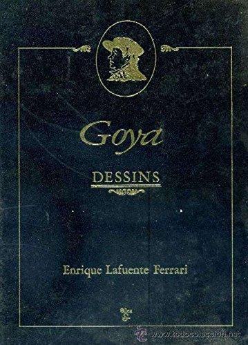 Descargar Libro Goya: dessins de Enrique Lafuente Ferrari