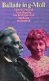 Ballade in g-Moll: Edvard Grieg und Nina Hagerup (Suhrkamp Taschenbücher) - Ketil Bjõrnstad