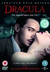 """Dracula - Season 1"" - Jonathan Rhys Meyers - UK-Import - Sprache: Englisch"