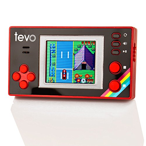 Tevo 153 en 1 Videojuego portátil Pocket Console - Retro Games Player