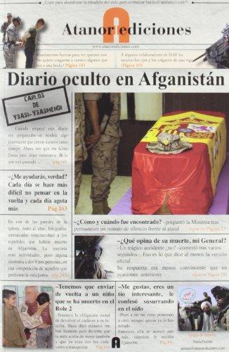 DIARIO OCULTO EN AFGANISTAN por From Atanor Ediciones