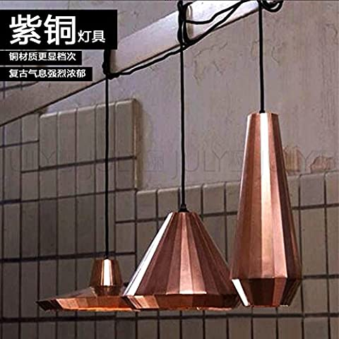 Quietness @ Moderno Lampadario LED Industrie Creative Loft Lampadario Per