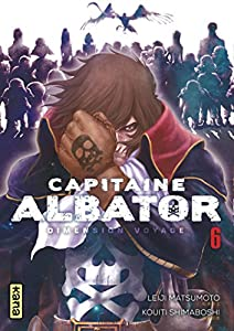 Capitaine Albator : Dimension Voyage Edition simple Tome 6
