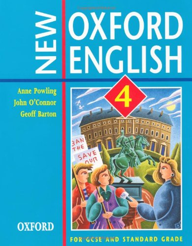 New Oxford English: Student's Book 4