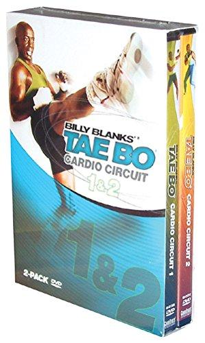 Billy Blanks - Tae Bo Cardio Circuit 1 And 2 [2 DVDs] [UK Import] (Tae Bo-dvd-set)