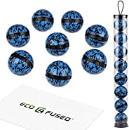 Eco-Fused Deodorizing Balls for Sneakers, Lockers, Gym Bags - 8 Pack - Neutralizes Sweat Odor - Also Great for