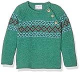 neck & neck BEBE-16I10301 Jersey, Verde Oscuro/Manzana 72, 6M para Bebés