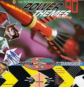 Power Themes '90 - Top TV Cult Classic remixes