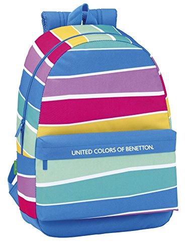 Safta Safta Sf-611735-758 Mochila infantil, 46 cm, Multicolor