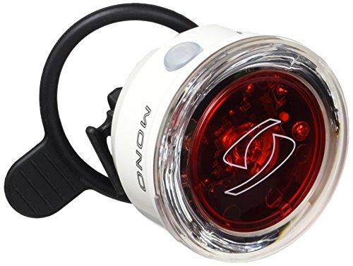 Sigma Sport Beleuchtung Mono Rückleuchte Fahrrad Rücklicht, Weiß, STANDARD