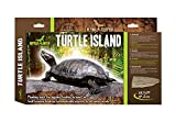 reptiles-planet tortuga isla para tortugas acuáticas, grande