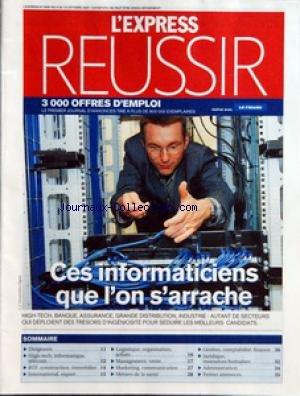 EXPRESS REUSSIR (L') [No 2935] du 04/10/2007 -...
