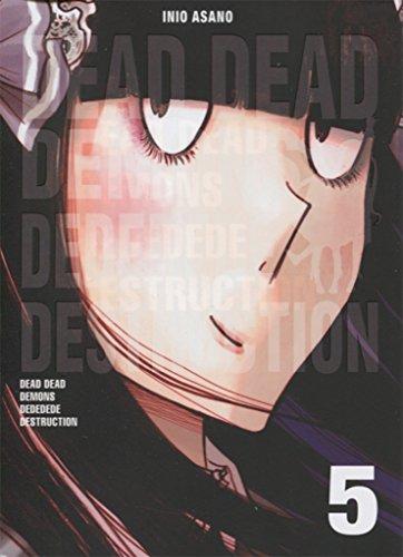 Dead Dead Demons Dedede Destruction 05 por Inio Asano