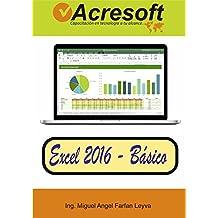 Microsoft Excel - Básico (excel2018-01) (Spanish Edition)