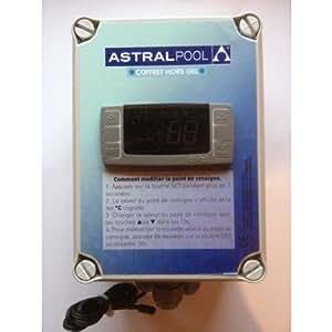 Astral - Coffret Hors Gel Affichage Digital Astral