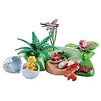 Playmobil Dino Babies With Nest Building Set 6597