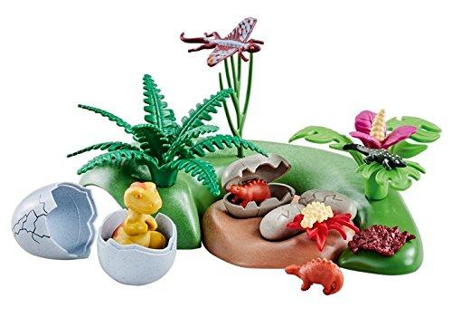 Playmobil Dinosaurios Bebes nidos En Bolsa Precintada