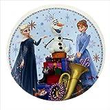 JP Anna and The Snow Queen die Cut Sticker / Family Memories Anna & ELSA