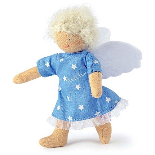 eschütz-mich-Engel blaues Kleid (Engel Kleid Designs)