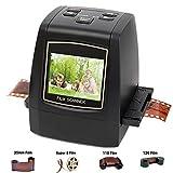 DIGITNOW! 22Mp Film & Slide Scanner All-in-1,Super 8 Film,110/126 Film, 35Mm Negative/Slide to