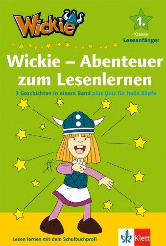 Wickie - Abenteuer zum Lesenlernen