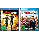 21 Jump Street & 22 Jump Street im Set - Deutsche Originalware