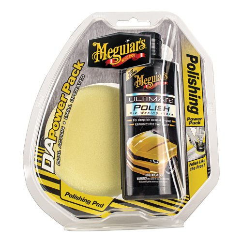 Meguiar's DA Power Pack Polish