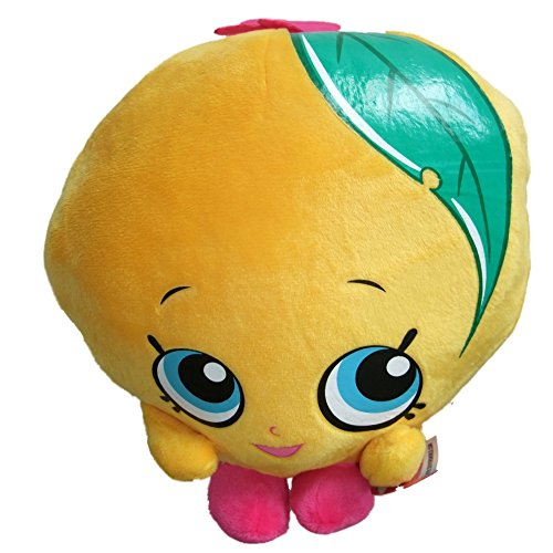 Shopkins Season 3 Peachy Soft Toy 24cm
