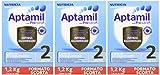 Aptamil 2 Latte in Polvere di Proseguimento - 3 Confezioni x 1200 gr
