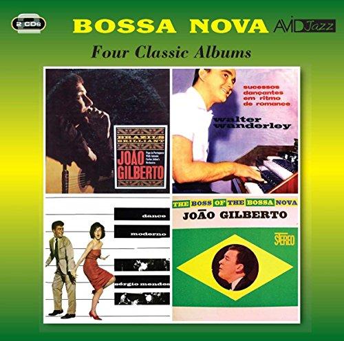 bossa-nova-four-classic-albums-brazils-brilliant-sucessos-dancantes-em-ritmo-de-romance-dance-modern