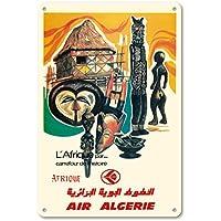 Pacifica Island Art Africa - Póster de la Bandera de la Historia de la Carrefour de