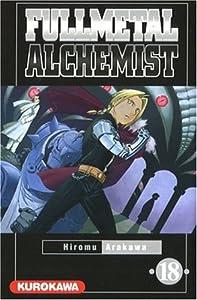 Fullmetal Alchemist Edition simple Tome 18