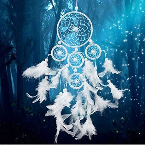 5D DIY Pintura Diamante Atrapasueños Pintura Diamante Punto de Cruz Diamante Mosaico Bordado Artesanía Pegatinas de Pared 50X50cm