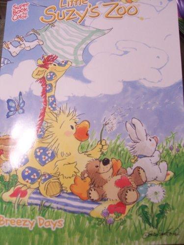 Breezy Days (Super Book to Color) ()