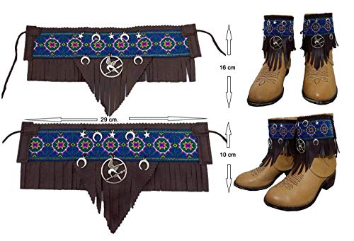 Schmuck für stiefel. Ornaments Stiefel. Cowboystiefel - Etnico - COUNTRY. WIDTH BROWN MOTIF Mockingjay. Handgefertigt. CUSTOM. Wählen Sie die Farbe Flecos. Motiv Trim
