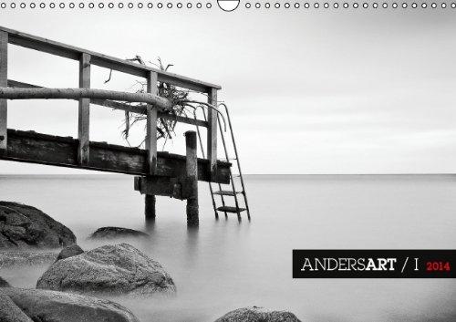 ANDERSART I/2014 (Wandkalender 2014 DIN A3 quer): Eine andere Art die Dinge zu sehen. Monatskalender, 14 - Verteidigung Zaun