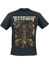 Testament Brotherhood of the snake T-Shirt schwarz L