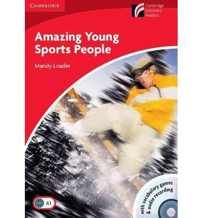 [(Amazing Young Sports People Level 1 Beginner/Elementary Book with CD-ROM/Audio CD Pack)] [ By (author) Mandy Loader ] [November, 2010]